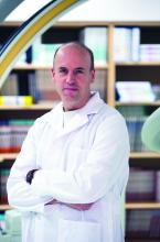 Dr. Michael Hill, professor of clinical neurosciences at the University of Calgary (Alta.)
