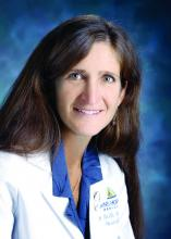 Dr. Argye Hillis, director of the Center of Excellence in Stroke Detection and Diagnosis at Hopkins.