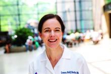 Dr. L. Nell Hodo, Kravis Children's Hospital, New York
