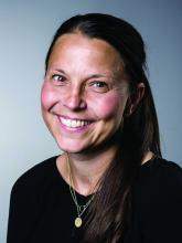 Dr. Anna-Maria Hoffmann-Vold, a rheumatology consultant with Oslo University Hospital, Norway