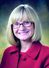 Dr. Lisa M. Hollier, past president of the American College of Obstetricians and Gynecologists and chief medical officer at Texas Children's Health Plan, Bellaire