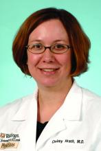 Dr. Christine Hrach, Washington University School of Medicine, St. Louis