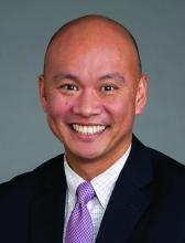 Chi-Cheng Huang, MD, associate professor in the Section of Hospital Medicine at Wake Forest University, Winston-Salem, N.C.