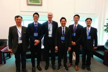 Dr. Williams, director of the University of Kentucky's Center for Health Services Research, spoke recently at the International Conference of Hospital Medicine in Taiwan.