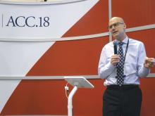 Dr. John W. Eikelboom a hematologist at McMaster University in Hamilton, Canada.