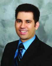 Dr. Ali Farkhondehpour, division of hospital medicine, UC San Diego Health