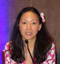 Dr. Jennifer Huang, a pediatric dermatologist at Boston Children's Hospital and Harvard Medical School
