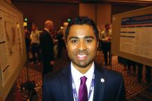 Dr. Ketan Nadkarni, pediatrics resident, University of North Carolina, Chapel HIll