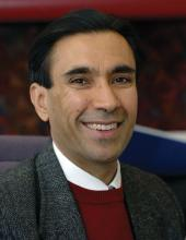 Dr. Sanjeev Arora, a gastroenterologist at the University of New Mexico and founder/director of the university's Project ECHO.