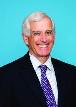 Dr. Theodore G. Ganiats, director of the National Center for Excellence in Primary Care Research at AHRQ