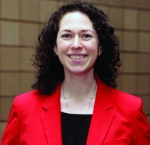 Dr. Amy Davis, clinical associate professor at Drexel