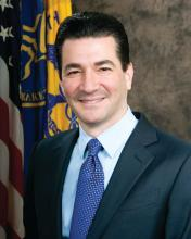 Dr. Scott Gottlieb, commissioner of the Food and Drug Administration