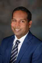 Dr. Kris Michael Mahadeo of University of Texas MD Anderson Cancer Center, Houston
