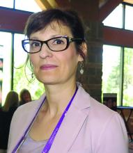 Dr. Elena Pope, head of the section of dermatology at the Hospital for Sick Children, Toronto