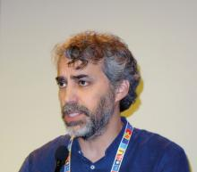 Dr. Pablo Rojo of Complutense University in Madrid