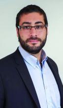Noam Shabani, lead physician assistant at Massachusetts General Hospital's Hospital Medicine Unit