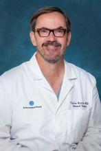 Dr. Carlos V.R. Brown, associate professor of surgery and chief of the division of acute care surgery at the University of Texas at Austin.