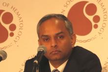 Dr. Sattva S. Neelapu of the University of Texas MD Anderson Cancer Center in Houston