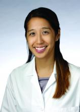 Dr. Kathleen C. Abalos of Georgetown University Medical Center in Washington, D.C.