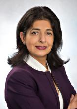 Dr. Tanuja Chitnis, director of the Partners Pediatric MS Center at the MassGeneral Hospital for Children, Boston