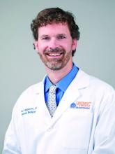 Dr. Paul W. Helgerson, associate professor of medicine and section head, division of hospital medicine, University of Virginia, Charlottesville