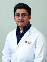 Dr. Rahul Mehta, assistant professor, division of hospital medicine, University of Virginia, Charlottesville