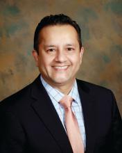 Dr. Amit Pandya, professor of dermatology at the University of Texas Southwestern, Dallas