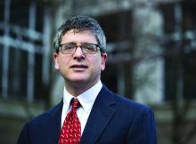 Dr. Alex R. Kemper is the division chief of ambulatory pediatrics at Nationwide Children's Hospital, Columbus, Ohio