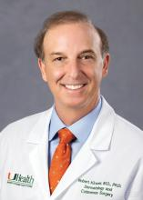 Dr. Robert S. Kirsner, professor and chair of the department of dermatology and cutaneous surgery at the University of Miami
