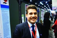 Dr. Michael G. Nanna, a second year cardiology fellow at Duke University