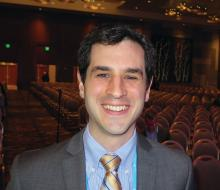 Dr. Ryan C. Ungaro of the division of gastroenterology at Icahn School of Medicine at Mount Sinai, New York