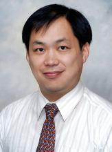 Dr. Ming-Kai Chen of Yale University, New Haven, Conn.