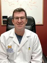 Dr. Michael J. Englesbe, professor of surgery at the University of Michigan, Ann Arbor