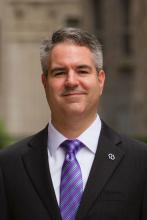 Dr. Keith Fargo, director of scientific programs for the Alzheimer's Association