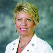 Shelly Lautenbaugh, RN, CDE, is Diabetes Lead Care Manager and diabetes coordinator for the Joint Commission certificate program, Nebraska Medical