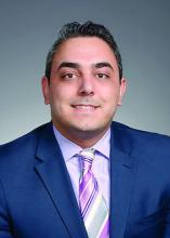 Aram A. Namavar, a medical student at Stritch School of Medicine, Loyola University Chicago
