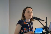 Dr. Magdalena Okarska-Napierala, a pediatrician at Medical University of Warsaw Children's Hospital