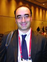 Dr. Nicola Santoro, assistant professor of pediatric endocrinology, Yale University, New Haven, Conn.