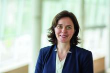 Chief of hospital medicine Rachel Thompson, MD, Nebraska Medical