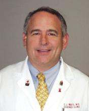 Dr. Christopher White is system chairman for cardiology, Ochsner Medical Center, New Orleans