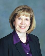 Dr. Sandra Gage, chair of SHM's Pediatrics Committee