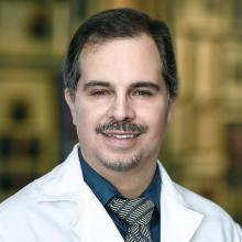 Dr. Ricardo Quinonez, past chair of AAP's Section on Hospital Medicine, chief of the division of pediatric hospital medicine at Texas Children's Hospital--Baylor College of Medicine, Houston.