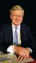 Dr. Piet Geusens of Maastricht University, the Netherlands