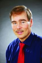 Dr. Frank Buttgereit, department of rheumatology at Charité University Hospital in Berlin