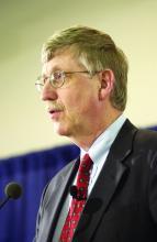 Dr. Francis Collins NIH