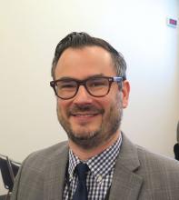 Dr. Todd A. Florin, a pediatric emergency physician at Cincinnati Children's Hospital