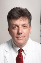 Dr. Sam Gandy, professor of neurology at Mount Sinai Medical Center, New York