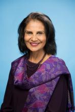 Dr. Aradhana Bela Sood, professor of psychiatry and pediatrics, and senior professor of child mental health policy at the Virginia Treatment Center at Virginia Commonwealth University, Richmond
