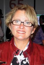 Dr. Mary Cushman, professor of medicine and pathology and medical director of the thrombosis and hemostasis program at the University of Vermont in Burlington.