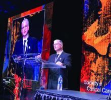 Dr. Lewis J. Kaplan, section chief, Surgical Critical Care, Corporal Michael J. Crescenz VA Medical Center, Philadelphia